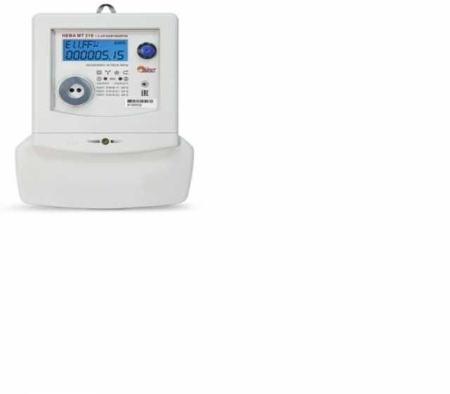 Продам: Счетчики электроэнергии нева