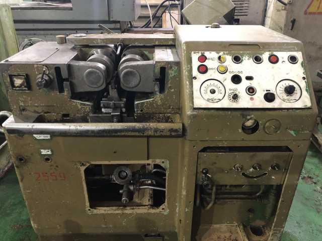 Продам: Резьбонакатной автомат UPW 12,5×70