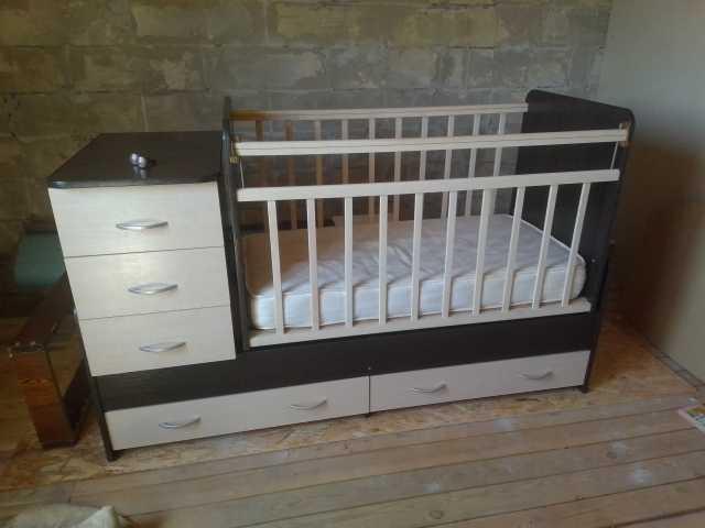 Продам: детская кровать трансформер