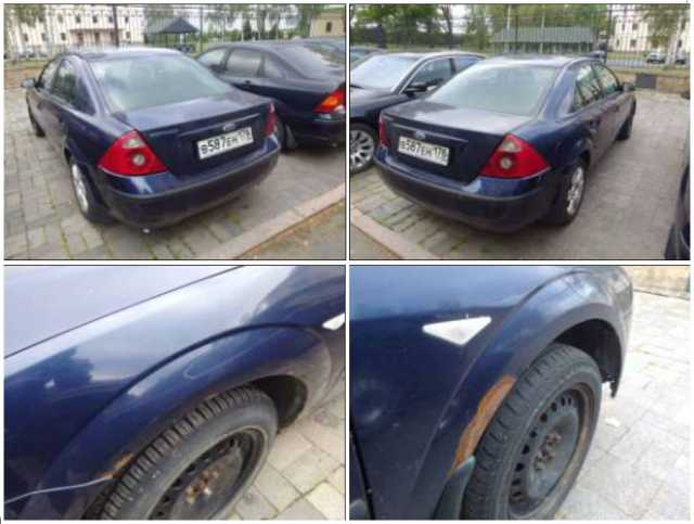 Продам: Ford Mondeo 2005