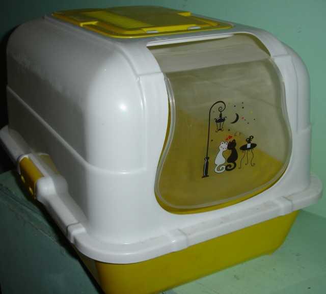 Продам: Туалет для котов