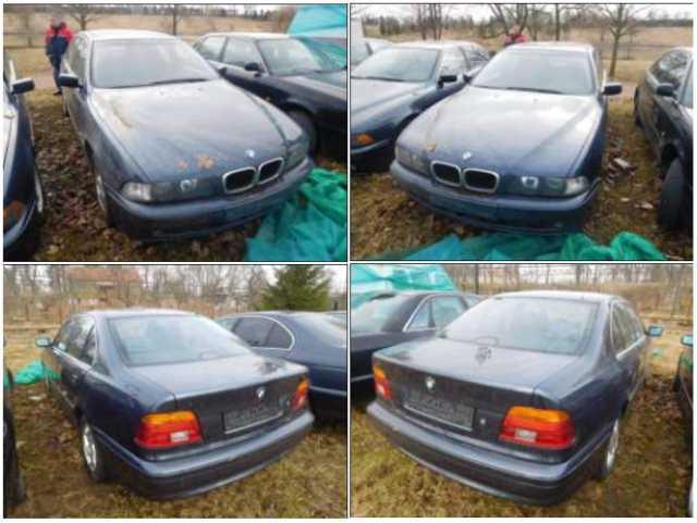 Продам: BMW 525i 2003 года выпуска