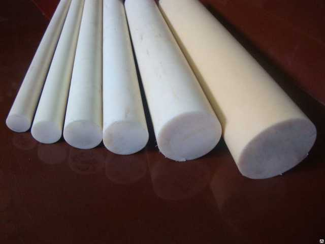 Продам: Обрезки капролона диаметр 20 мм
