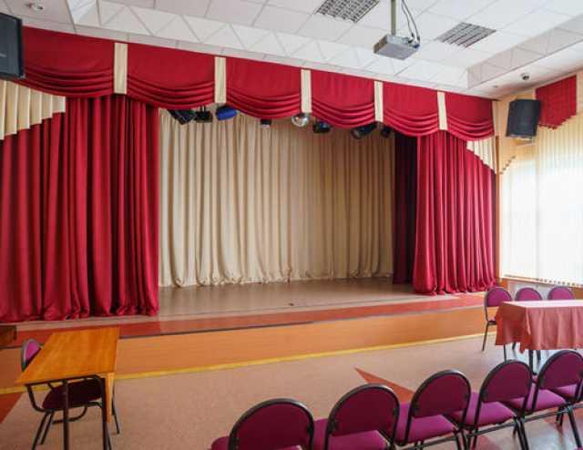 Продам: Шьем шторы для школ, театров, ДК
