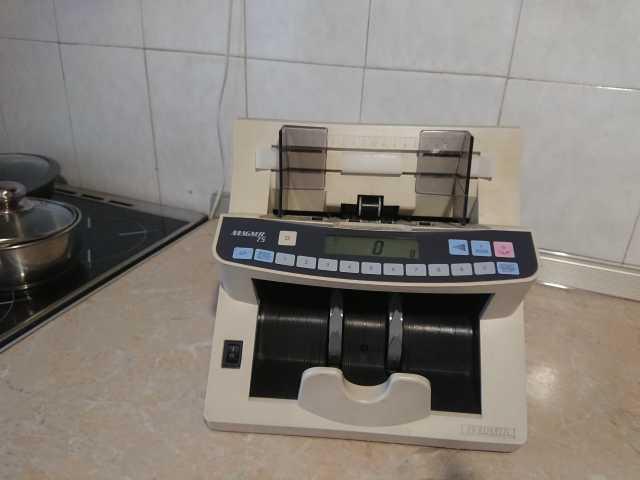 Продам Счетчик банкнот Magner 75 Made in Japan