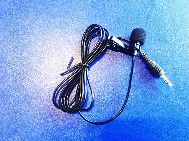 Продам: Микрофон-петличка для смартфонов, Jack 3