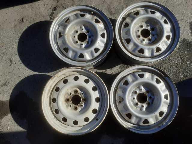 Продам: диски стальные на Ваз R-14