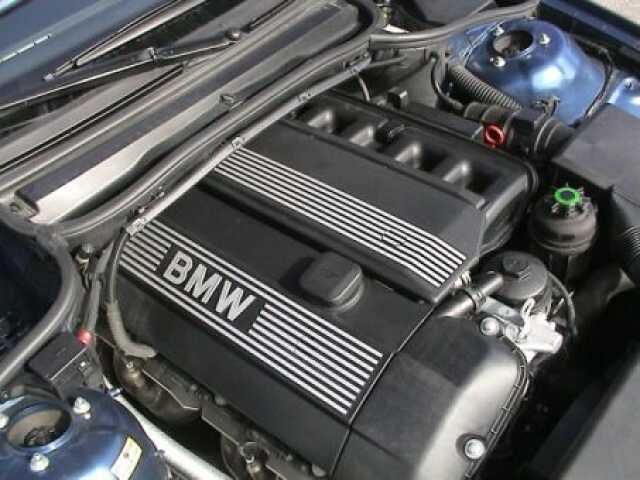 Продам: Контрактный двигатель M54B30 для БМВ