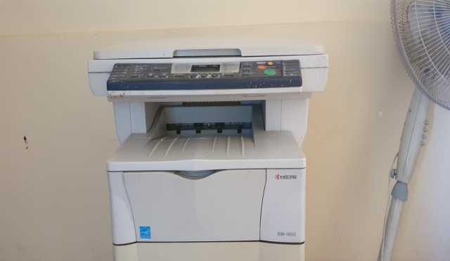 Продам: МФУ копировальный аппарат км 1500 б/у