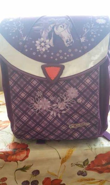 Продам: Школьный рюкзак для девочки