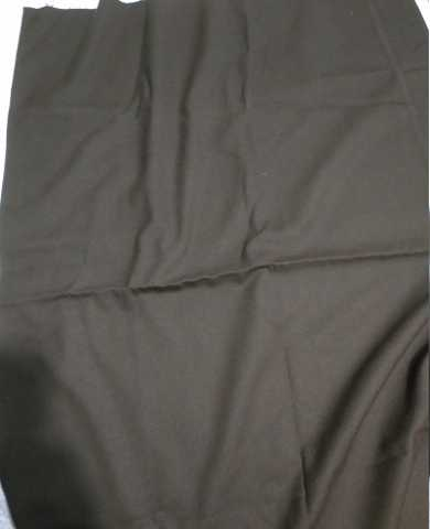 Продам: Отрез ткани 130x110 см тёмно- коричневая