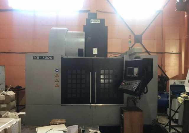 Продам: Вертикально-фрезерный станок с чпу (стол