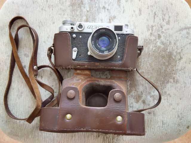 Продам: Фотоаппарат ФЭД-2