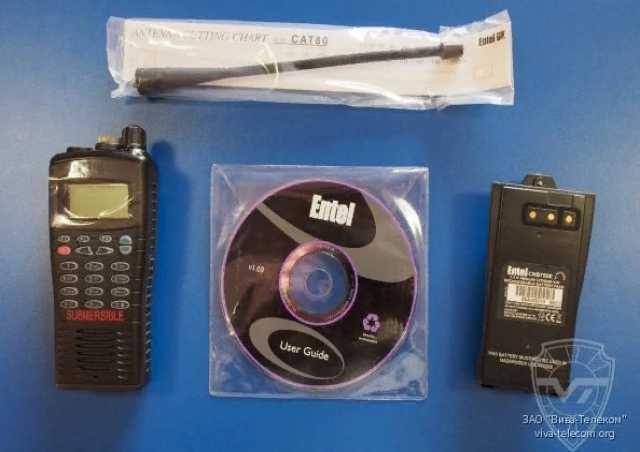 Продам: Портативная радиостанция Entel HT986T