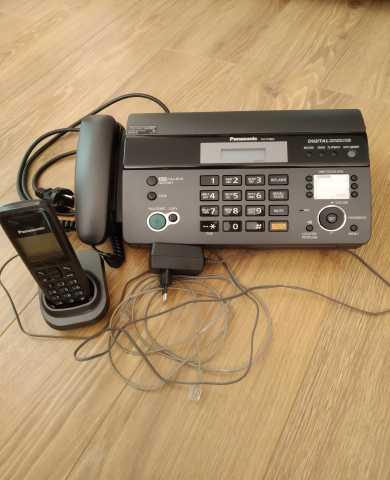 Продам: Телефон-факс Panasonic KX-FC965RU