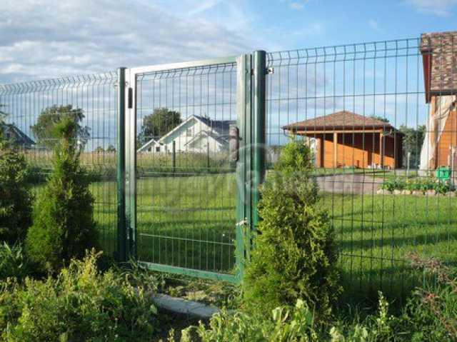 Продам: Светопрозрачный забор 3D