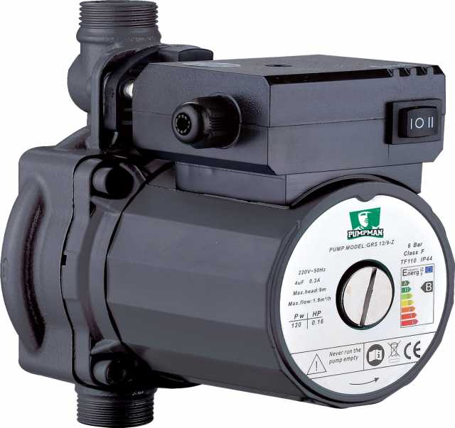 Продам: Насос повышения давления воды GRS 12/9-Z