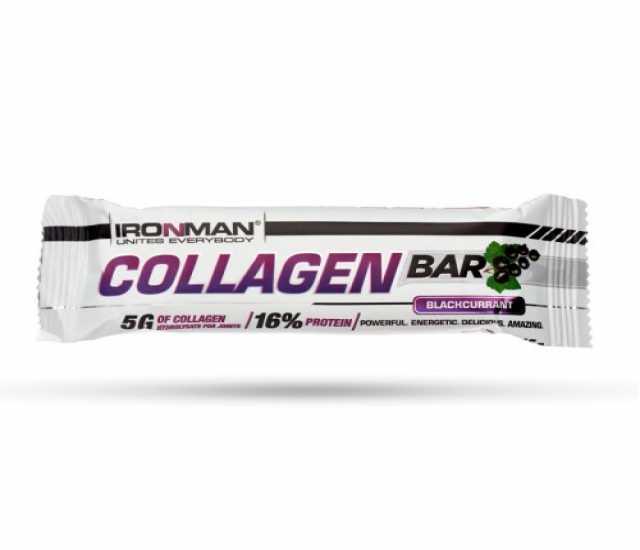 Продам: Батончик Ironman Collagen Bar