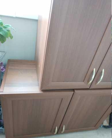 Продам: Шкафчик закрытые створки {80x57x37}