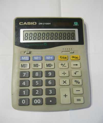 Продам: casio dn-2100h