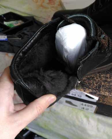 Продам Ботинки мужские зимние