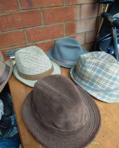 Продам: Шляпы 1950-1960 годов. Фетр, вельвет