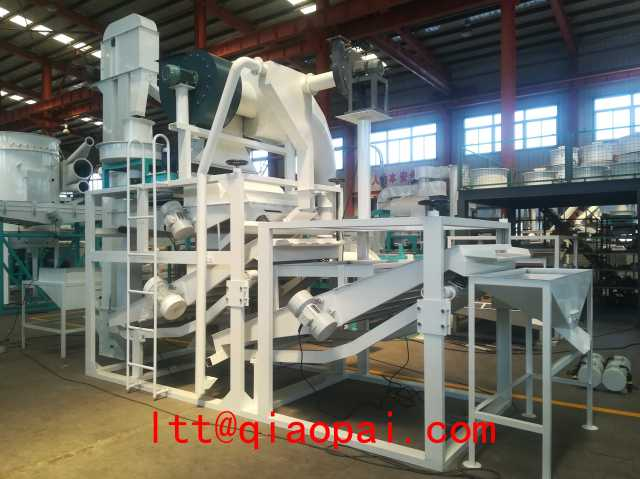 Продам: Оборудование для шелушения и сепарации о