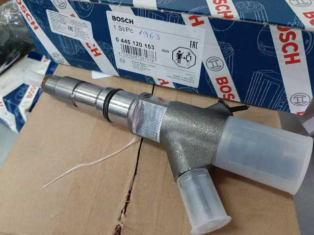Продам: Топливная форсунка Bosch 0445120153 Кама