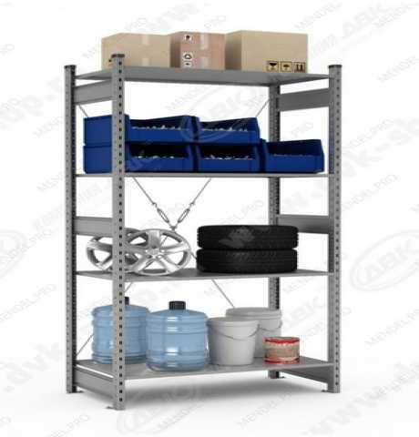 Продам: Грузовые стеллажи для склада
