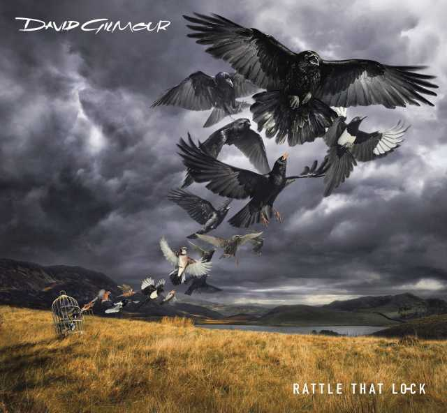 Продам: David Gilmour - 2015 - Rattle That Lock