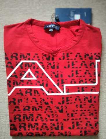 "Продам: Футболка мужская "": Armani Jeans'"" ( Ita"