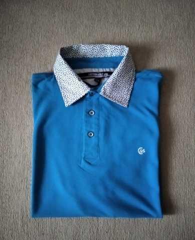 """Продам: Рубашка поло короткий рукав """" C&S""""( Ital"""