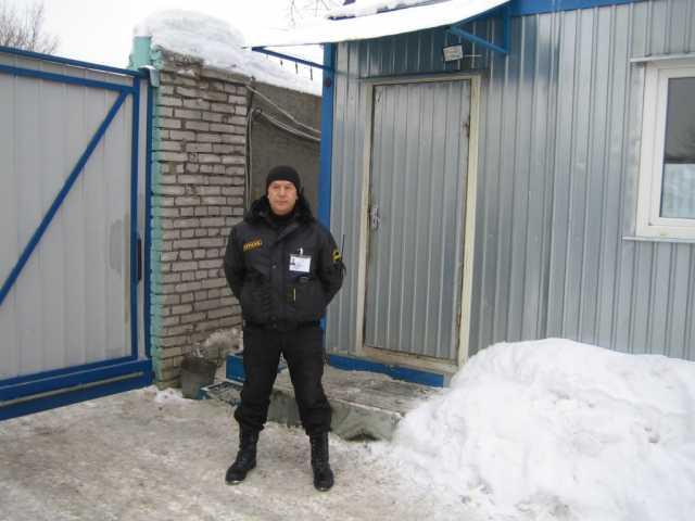 Вакансия: Охранники на стройку (без лиц вахта)