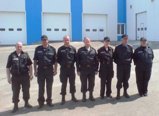 Вакансия: Охранник на оптовый склад вахта с питани