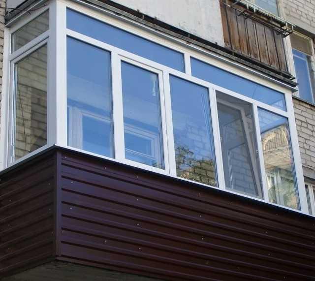 Продам: Остекление балконов лоджий