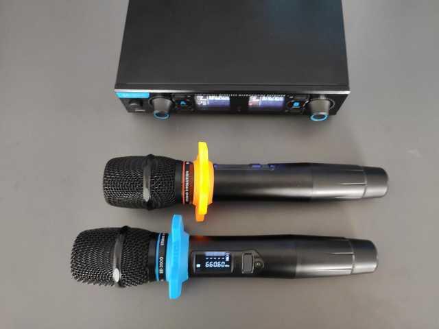 Продам: микрофоны для караоке