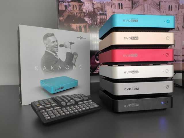 Продам: систему EVOBOX. Лучшее караоке для дома