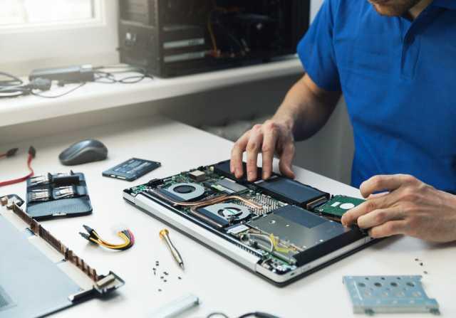 Предложение: ремонт компьютеров
