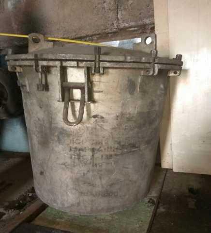 Продам: Герметичный бак 0,53 куб.м. Алюминевый