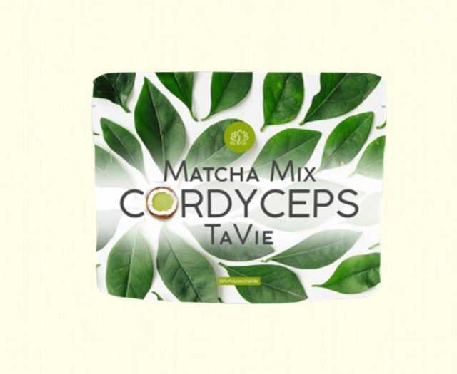 Продам: Чай Матча - Кордицепс, Matcha Mix CORDYC