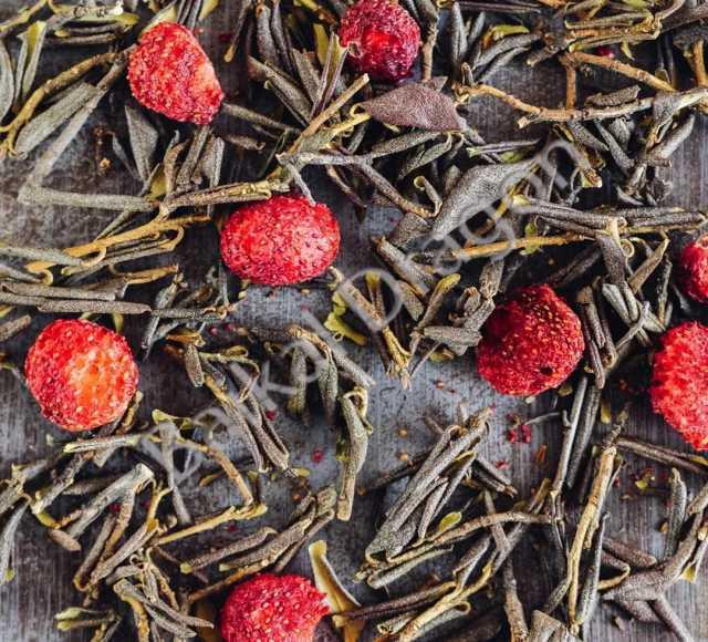 Продам: чай саган дайля с клубникой