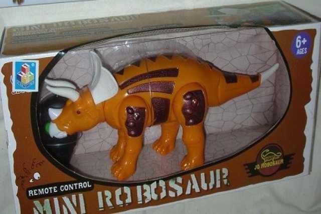 Продам: Динозавр – робот Стиракозавр на радиоупр