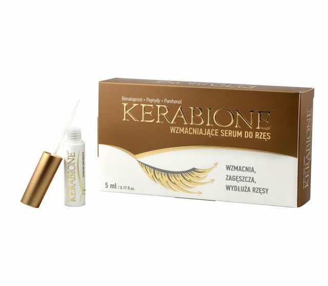 Продам: Сыворотка для роста ресниц Kerabione