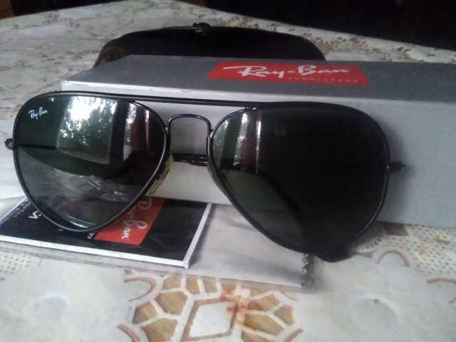 Продам: Оригинальные очки Ray-Ban Aviator солнце