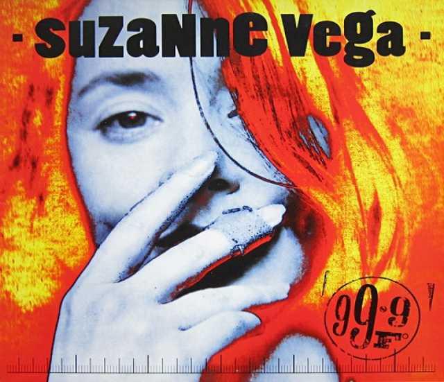 Продам: Suzanne Vega 99.9F Vinyl, LP, Album EU 1