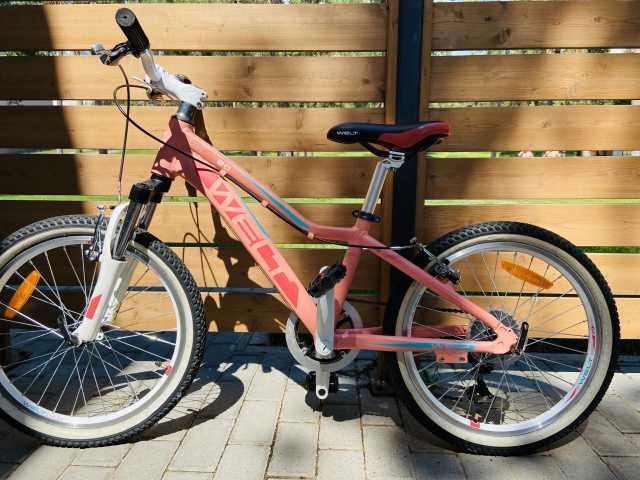 Продам: Велосипед Welt Edelweiss 20 2019 matt pe