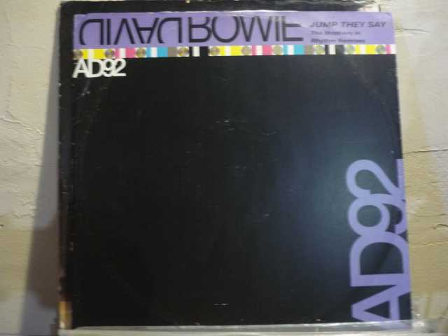 Продам: David Bowie – Jump They Say 33 ⅓ RPM, Si