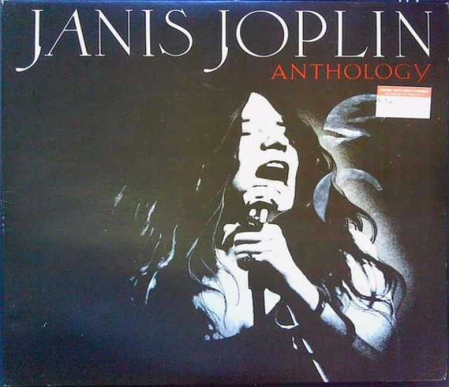 Продам: Janis Joplin – Anthology 2xVinyl UK 1980