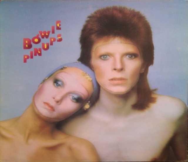 Продам: Bowie* – Pinups LP, Album, French Contra