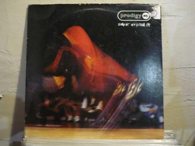 "Продам: Prodigy* – Smack My Bitch Up Vinyl, 12"""